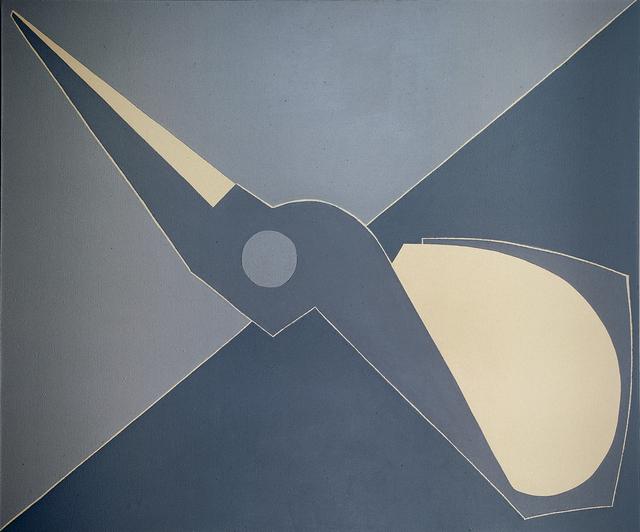 , 'Outline, Half Scissors, Diagonal,' 2008, Tang Contemporary Art