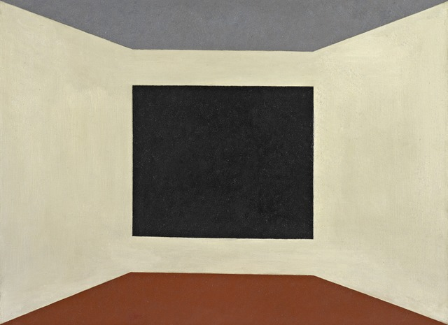Charles Green Shaw, 'The Dark Beyond (Interior No. 1)', 1966, Vallarino Fine Art