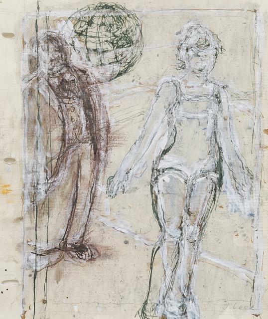 , 'Lunar Chorine,' , Betty Cuningham