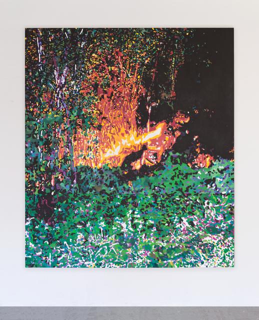 Rob Ventura, 'Eruption', 2016, PROTO Gallery