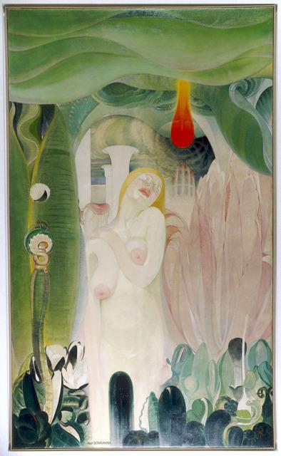 , 'Opus 10 - 1917 (Die Kräfte des Lebens - Les puissances de la vie),' 1917, Galerie Gmurzynska