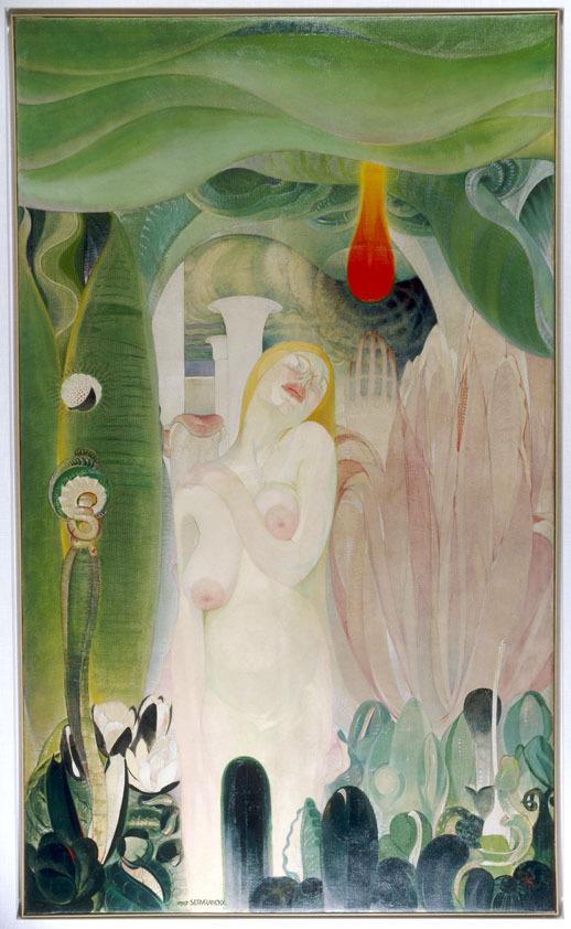 Victor Servranckx, 'Opus 10 - 1917 (Die Kräfte des Lebens - Les puissances de la vie),' 1917, Galerie Gmurzynska