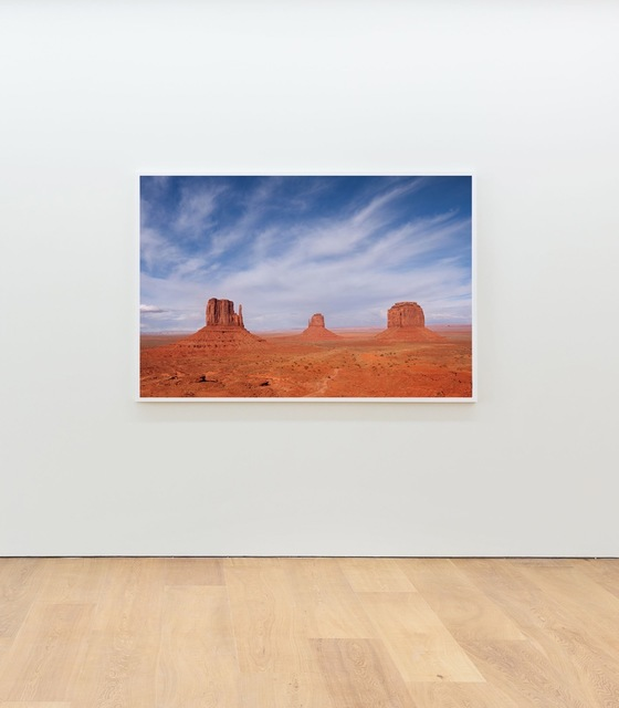 """, '""""The Searchers"""" ,' 2014, Galerie Perrotin"""