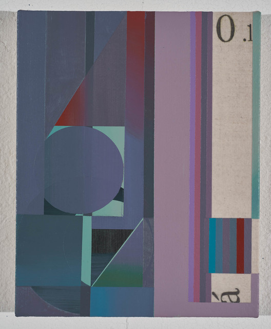 , 'Aft Key,' 2018, Morgan Lehman Gallery