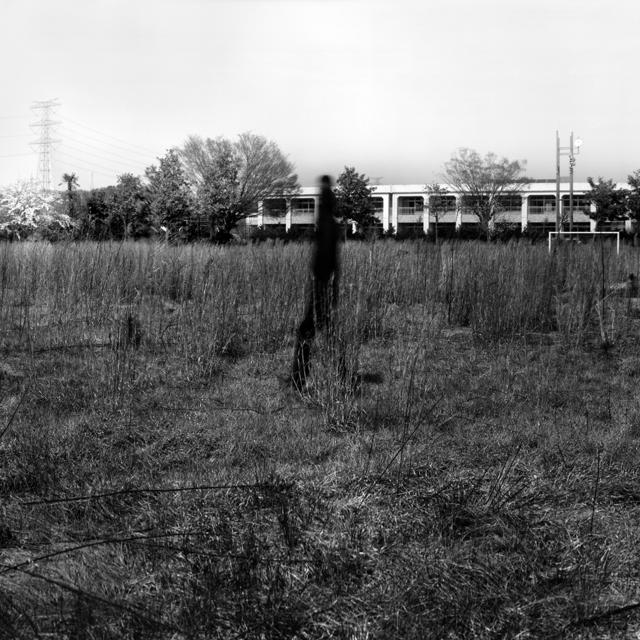 , 'Okuma, Fukushima —Kuniyoshi Yoshida at Ohno Elementary School,' 2015, KANA KAWANISHI GALLERY