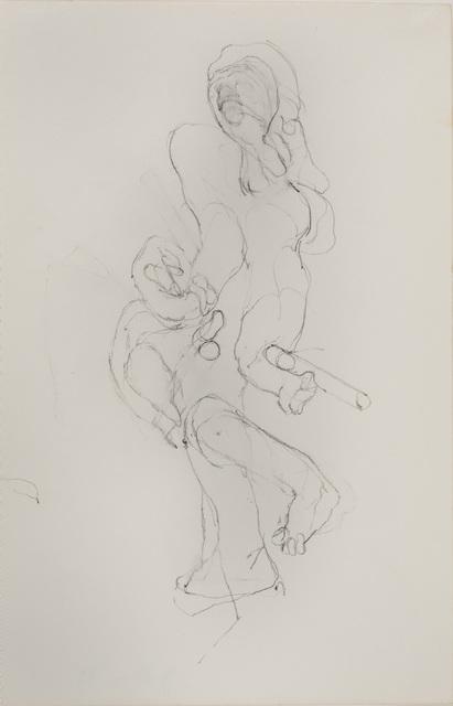 , 'Untitled,' 1986, New York Studio School