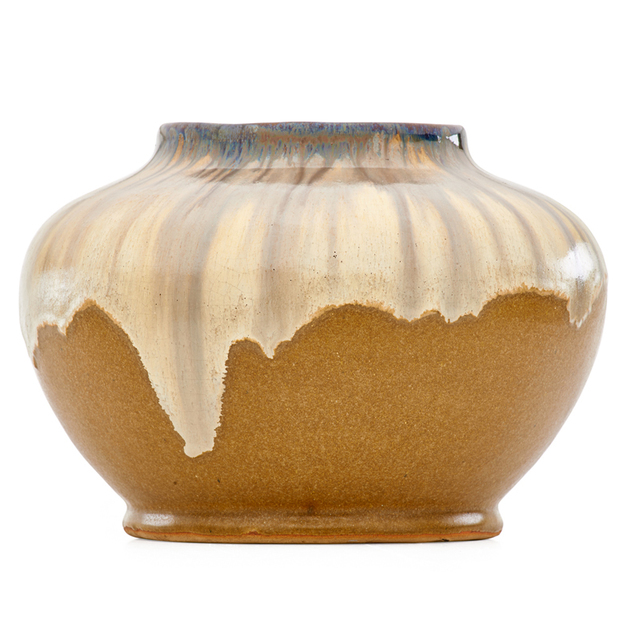 Fulper Pottery, 'Large Vase, Flemington, NJ', 1910s-20s, Rago/Wright