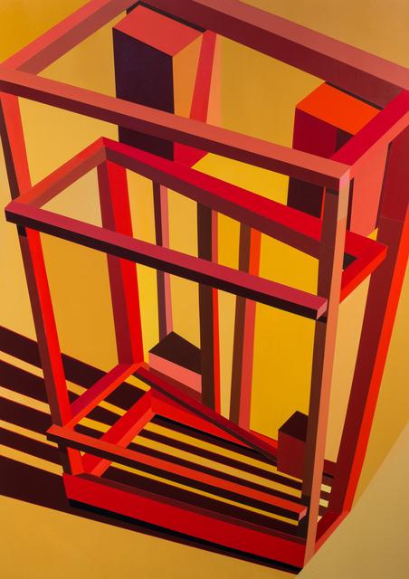 , 'Jacob's Ladder,' 2015, Inman Gallery