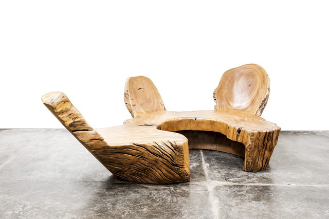 , 'Yba Bench,' 2015, Atelier Hugo França
