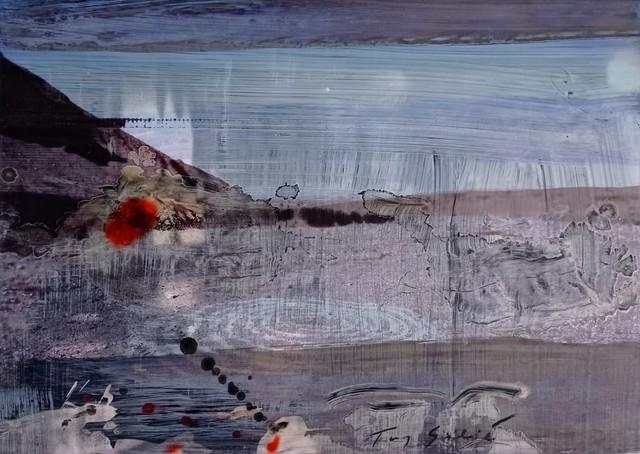 Tony Soulié, 'Sans titre', 2020-2021, Photography, Mixed media on photo, Galerie Arcturus
