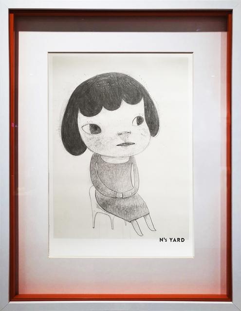 Yoshitomo Nara, 'Young Mother', 2018, Gin Huang Gallery