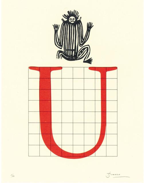 , 'Poema visual 17,' 1989, Polígrafa Obra Gráfica
