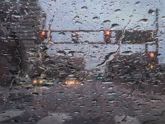 , 'Rain on Windshield,' 2015, Gallery 1261