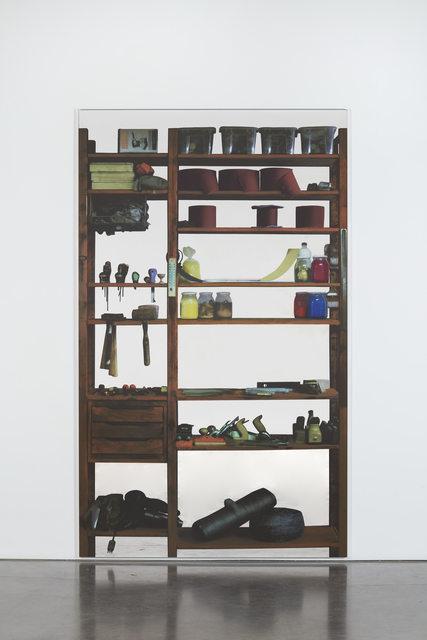 , 'Scaffali - attrezzi da falegname (Shelves – carpentry tools),' 2015, Simon Lee Gallery