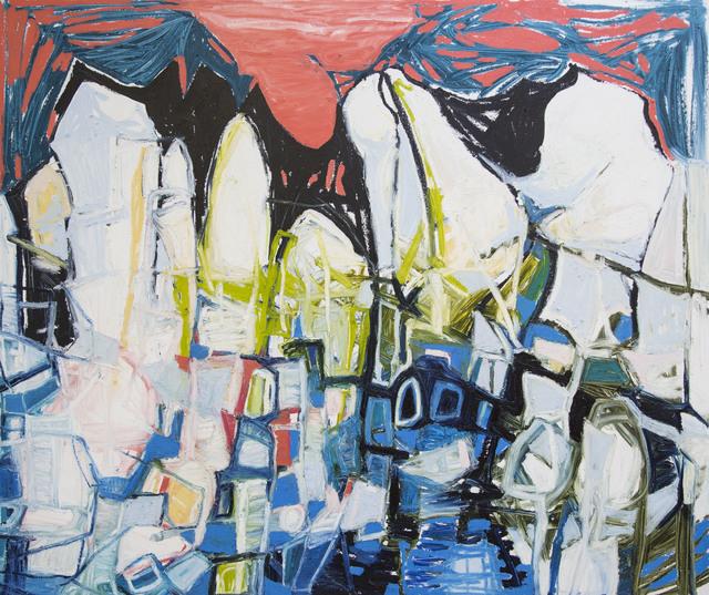 , 'Mountain Blanket,' 2015, galerie nichido / nca | nichido contemporary art