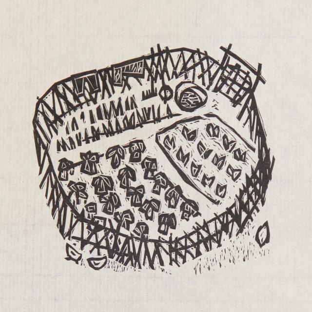 , 'Garden Patch 园圃,' 1982, Ink Studio