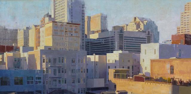 , 'Tenderloin Rooftops,' , Gallery 1261