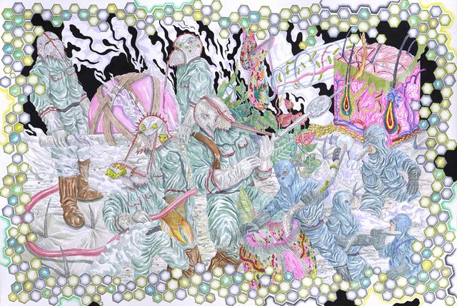 , 'Diverting Frustration to Amriti,' 2017, Richard Koh Fine Art