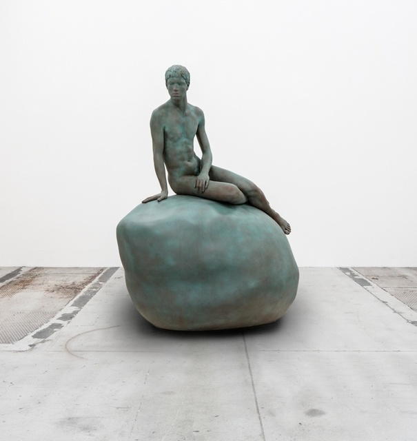 , 'He (Copper Green),' 2013, Victoria Miro