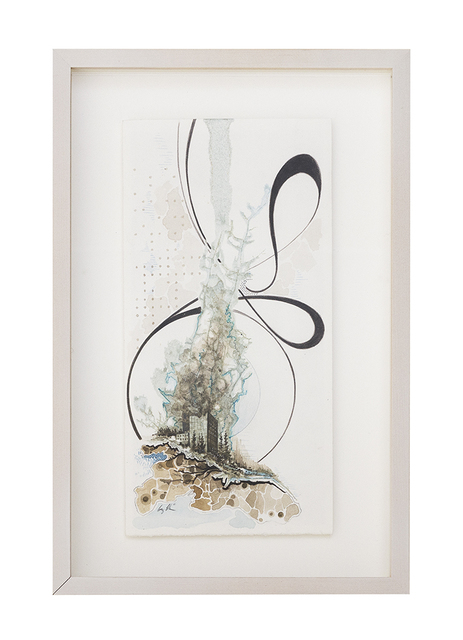, 'Pressed Nature 3,' 2015, Hashimoto Contemporary