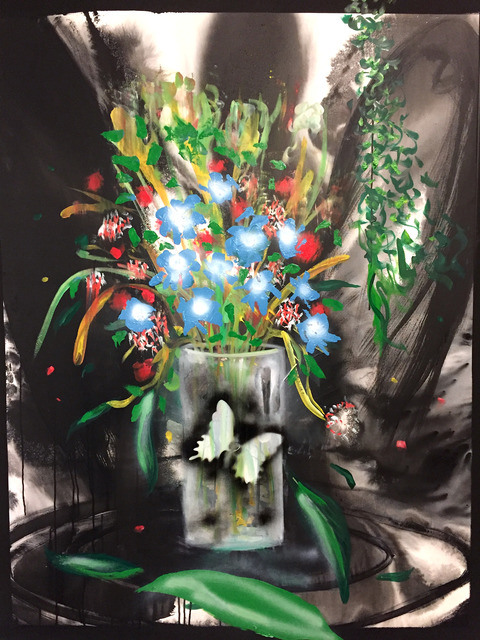 , 'Bouquet ,' 2018, Mazel Galerie