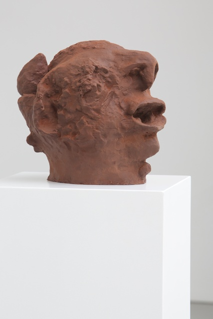 , 'Man is what the head is, by Mathieu Kasiama,' 2015, Galerie Fons Welters