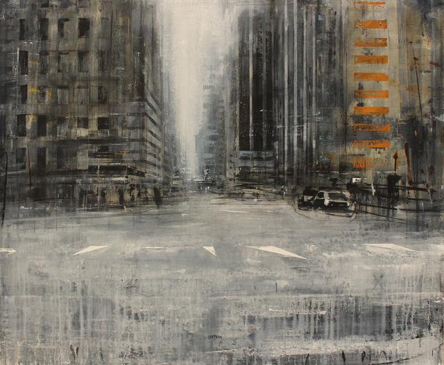 , 'Diario americano - Di mattina presso la città silenziosa,' 2018, Galleria Punto Sull'Arte