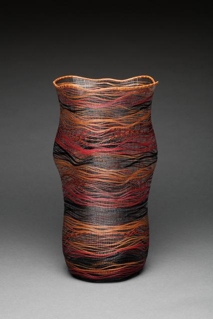 , 'Woven Colors,' 2017, TAI Modern
