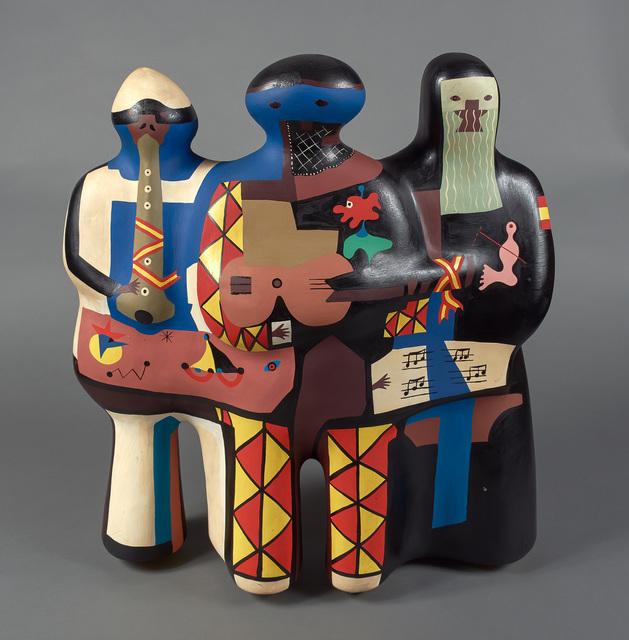 Equipo Crónica, 'Three Musicians', 1971, Doyle