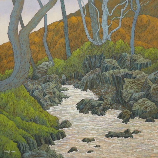 Cheryl Culver, 'Tumbling Stream', 2019, M1 Fine Art