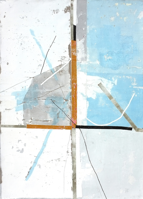 , 'Grey Court,' 2017, Art Acacia