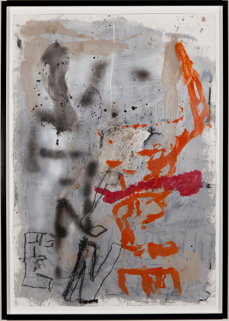 , 'For Mimmo Rotella,' 2014, Conduit Gallery
