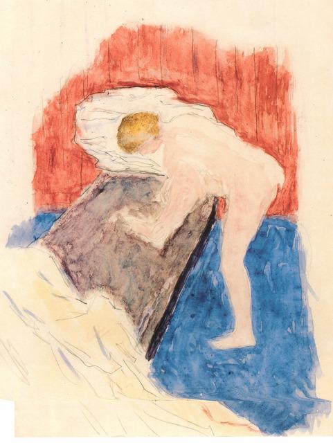 , 'Nu à la baignoire,' 1921-1922, Waterhouse & Dodd