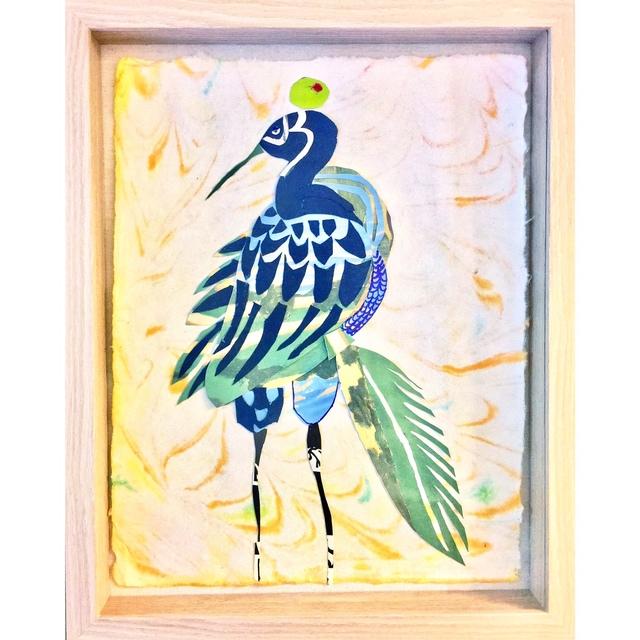 , 'A Bird Named Gwyneth ,' 2017, Miller Gallery Charleston