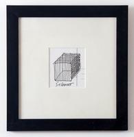 Sol LeWitt, 3D Cube