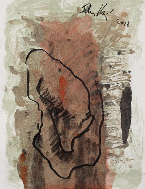 , 'Untitled,' 2018, Pinakotheke