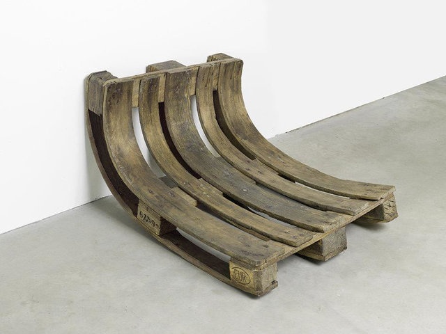 , 'Used and Tired,' 2013, i8 Gallery