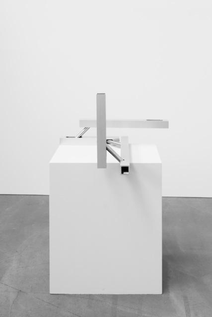 , 'SK-JS_01,' 2017, von Bartha