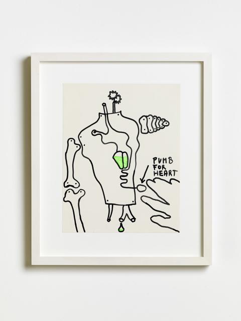 , 'Untitled (Pump for heart),' 1965, KÖNIG GALERIE