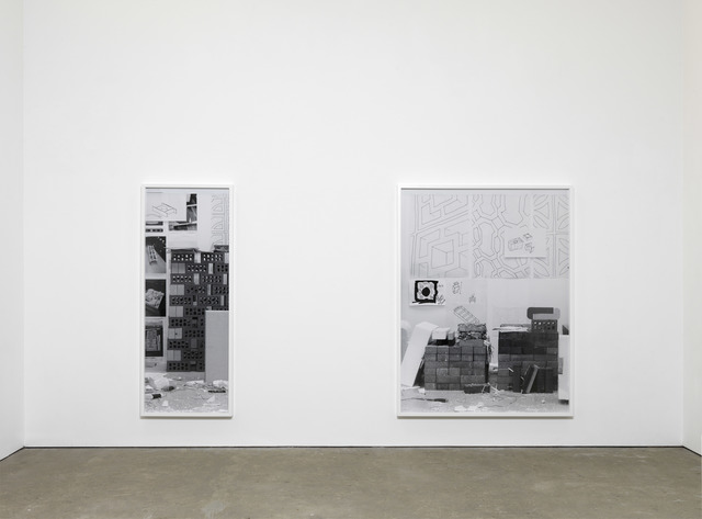 , 'Viewing with culturally preoccupied eyes,' 2014, Lisson Gallery