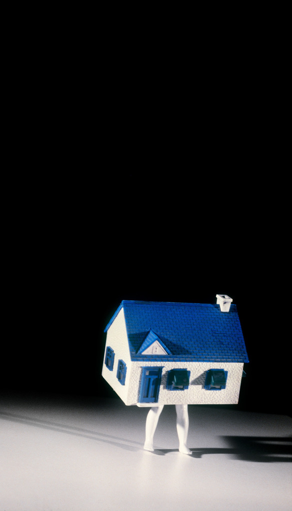 Laurie Simmons, 'Walking House (Little),' 1991, Salon 94