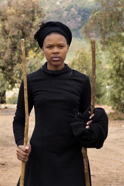 Thandiwe Msebenzi, 'Qula', 2019, SMITH