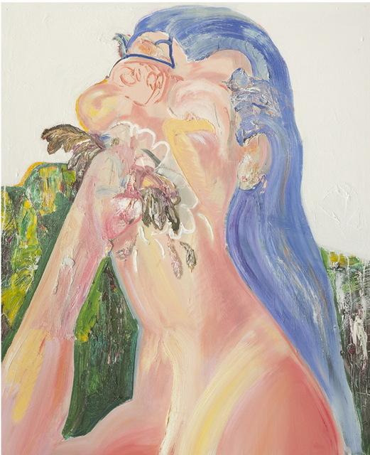 , 'La devoradora de Canarios,' 2014, Nora Fisch