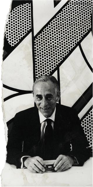 , 'Uncharted – Leo Castelli,' 1972, Daniel Blau
