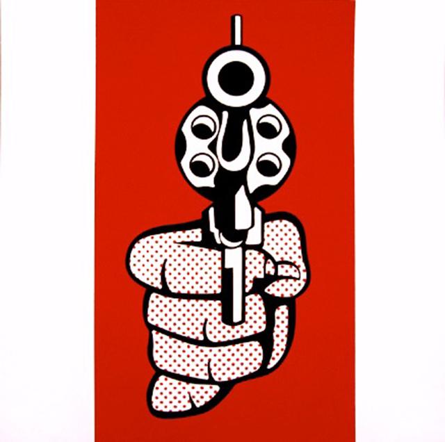 , 'Pistol,' 1968, Joseph K. Levene Fine Art, Ltd.