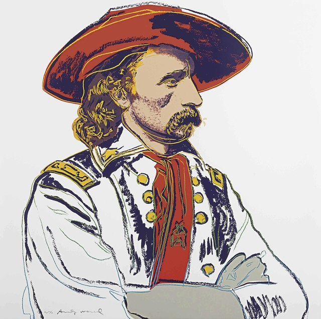 Andy Warhol, 'General Custer, from Cowboys and Indians', 1986, Christie's