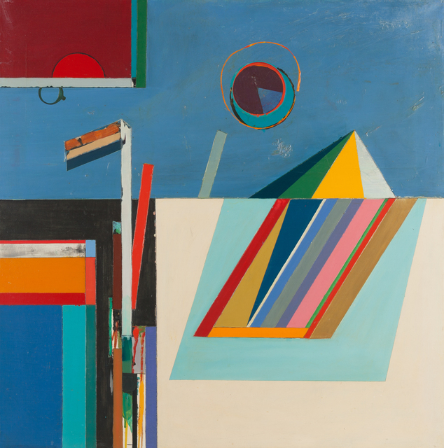 , 'Small Landscape,' 1966, Childs Gallery