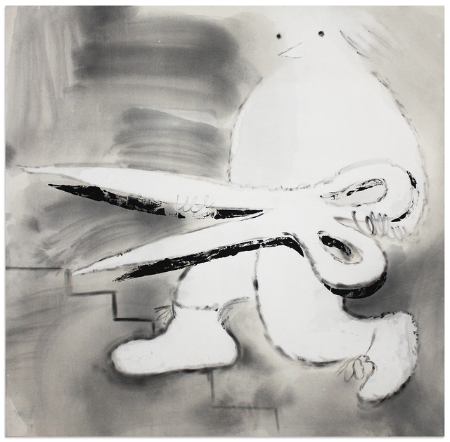 , 'Scissors,' 2018, Anna Zorina Gallery