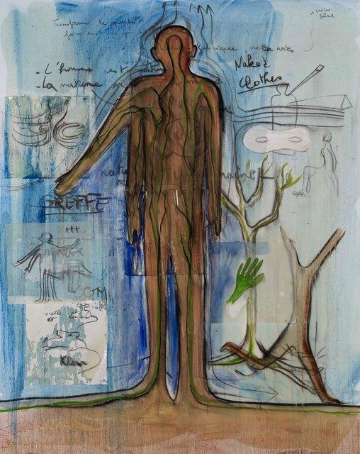 , 'Greffe,' 2010, Galerie Nathalie Obadia