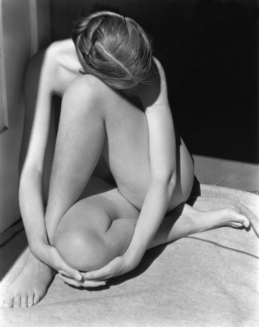 Edward Weston, 'Charis in Doorway', 1936, Robert Klein Gallery